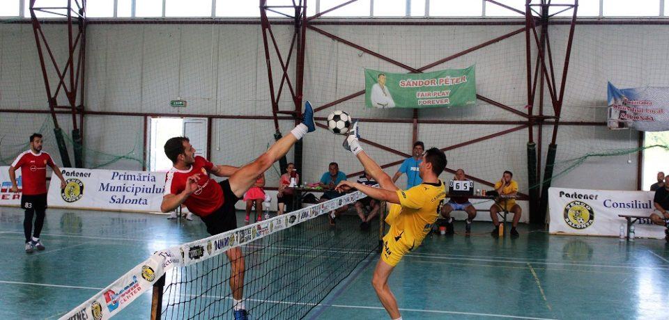 Derby-ul etapei a 7-a la futnet. Tengo Salonta-JSF Cluj-Napoca 4-1