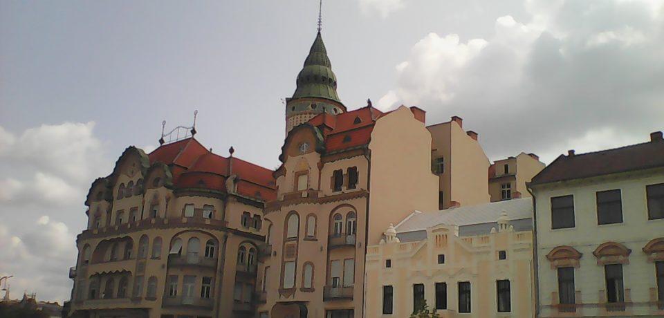 Oradea, gazdă a adunării generale anuale a Rețelei orașelor Art Nouveau