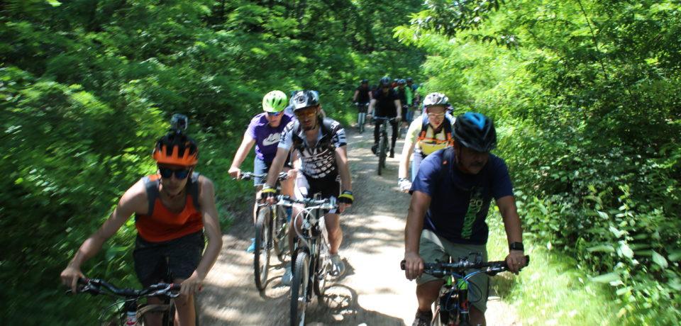 Se amână tura de biciclete de pe Valea Ierului
