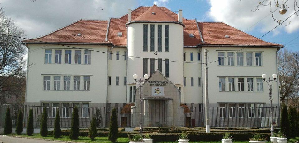 Universitatea Oradea: o nouă sesiune de înscriere la doctorate. Comunicat