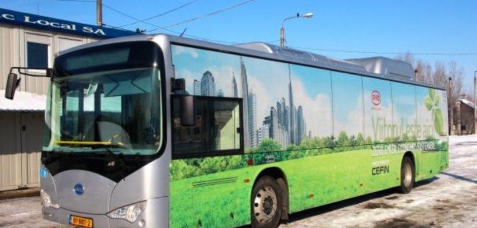 Primaria Oradea ar putea achizitiona autobuze electrice