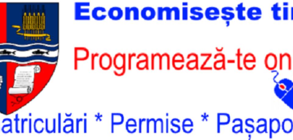 Beneficiile programarii online la serviciile din subordinea Prefecturii Bihor