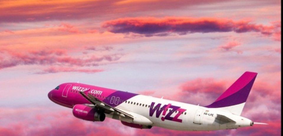 Wizz Air lansează patru rute noi din Timișoara. Vezi unde și la ce preț