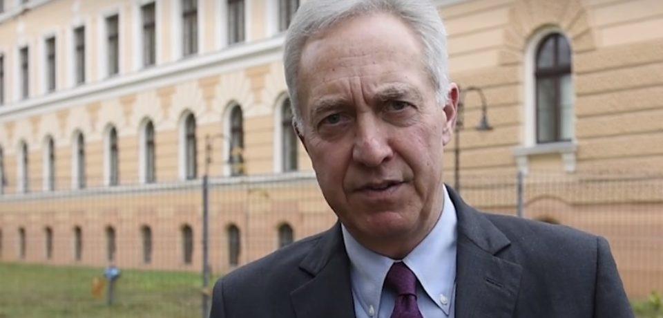"""Ambasadorul SUA, Hans Klemm: """"Oradea are cel mai frumos centru istoric"""""""