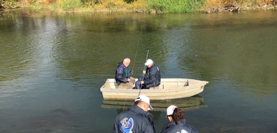 Lucrările cu rol de apărare împotriva inundaţiilor sunt în stare bună în bazinul hidrografic Crișuri