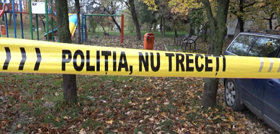 CRIMA. Un tanar a fost gasit mort intr-un parc din Oradea