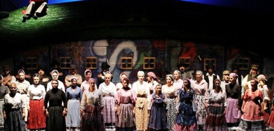 Trupa Iosif Vulcan a Teatrului Regina Maria pornește în turneu