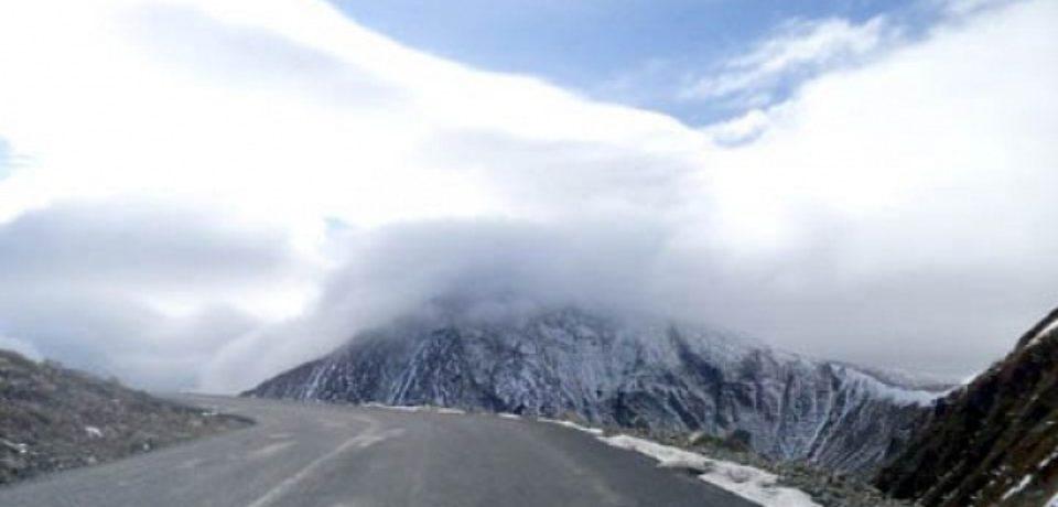 Cel mai spectaculos drum din România a fost redeschis