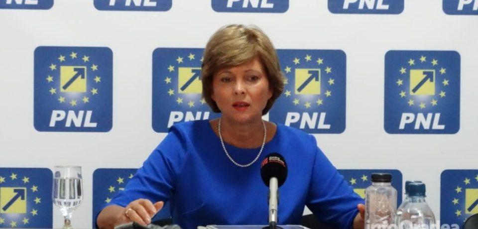 Florica Cherecheș: Diletantism și discriminare pe față, marca PSD