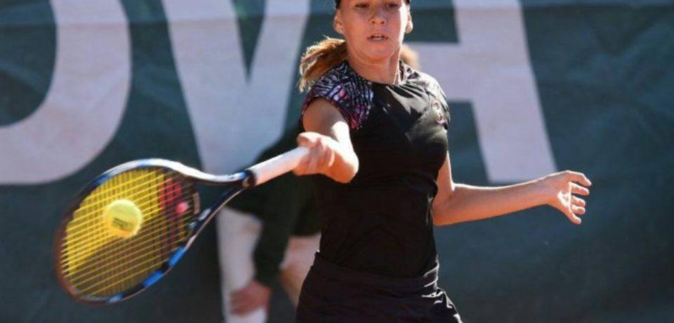 Irina Bara, eliminată în primul tur al calificărilor la Roland Garros