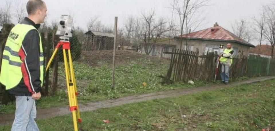 17 localităţi sunt din Bihor vor beneficia de cadastrare gratuită. Vezi care sunt