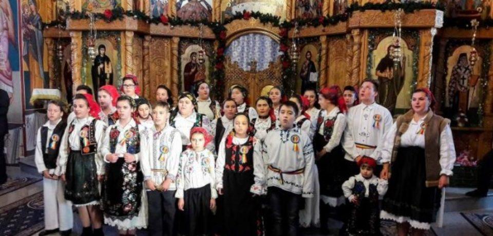 Festival de colinde și tradiții la Aleșd. E cea de-a VIII-a ediție