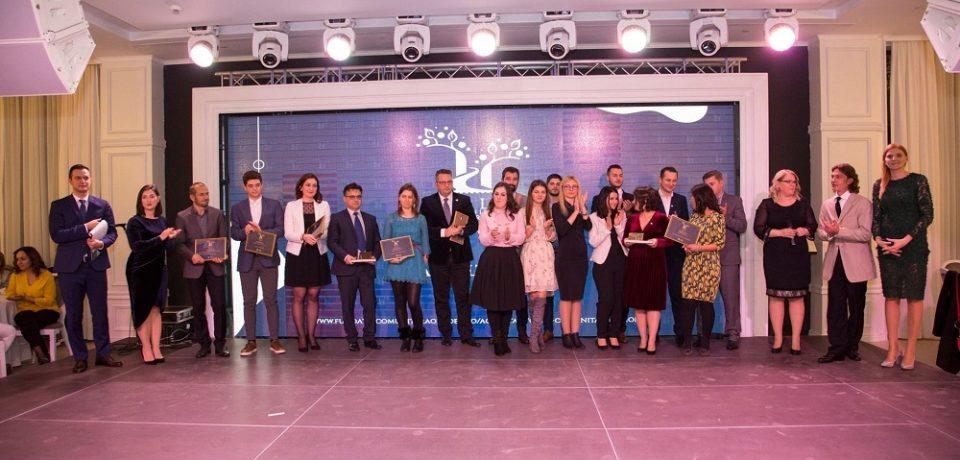 Gala Comunității Bihorene. Vezi câştigătorii