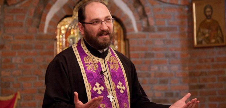 Cunoscutul preot ortodox, Constantin Necula, transmite un mesaj de sustinere pentru greco-catolicii din  Oradea
