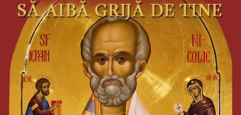Cel mai iubit sfânt, Nicolae, e celebrat pe 6 decembrie. La mulţi ani, celor care îşi sărbătoresc onomastica