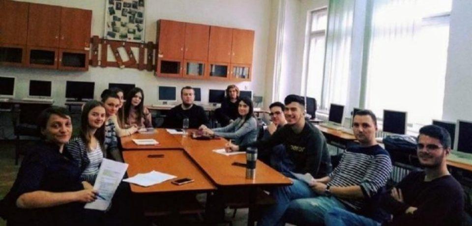 Magia marketingului, prezentată de studenţii Facultății de Științe Economice