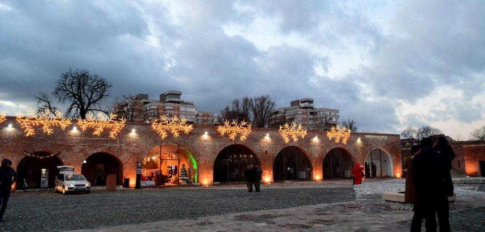 Târgul de Crăciun îşi deschide porțile în Cetatea Oradea. Vezi programul