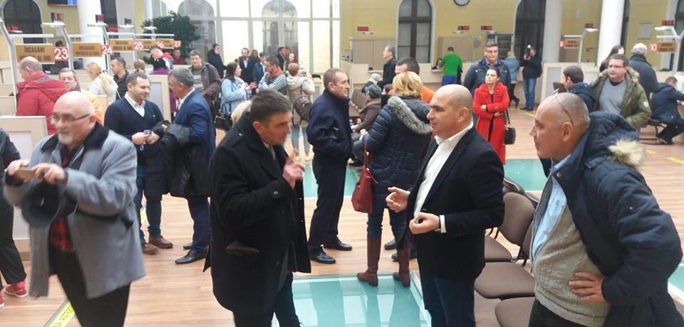 Primarul si consilierii din Deva au venit la Oradea sa ia notite despre dezvoltarea orasului
