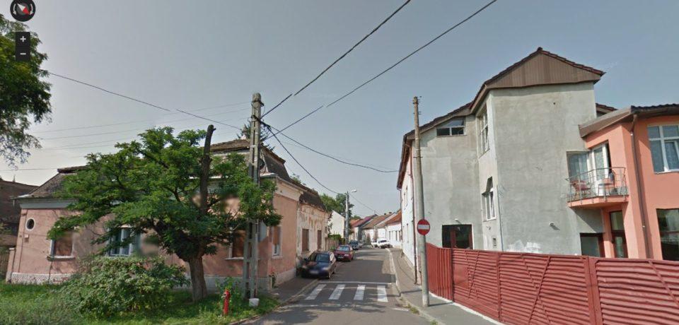 Mai multe case de pe strada Plevnei vor fi expropiate pentru a face loc drumului de legatura cu Podul Centenarului