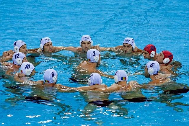 Echipa de polo CSM Digi Oradea continuă pregătirile pentru Cupa României