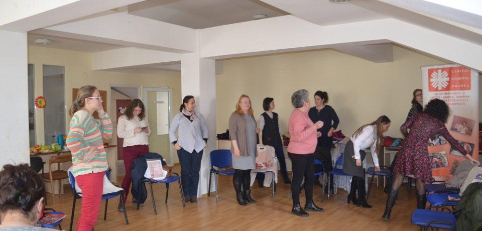 Workshop de autocunoaştere prin tehnici de psihodramă