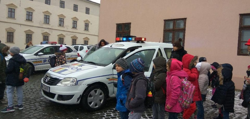 Parte din manifestările dedicate Zilei Poliţiei Române au loc în Cetatea Oradea