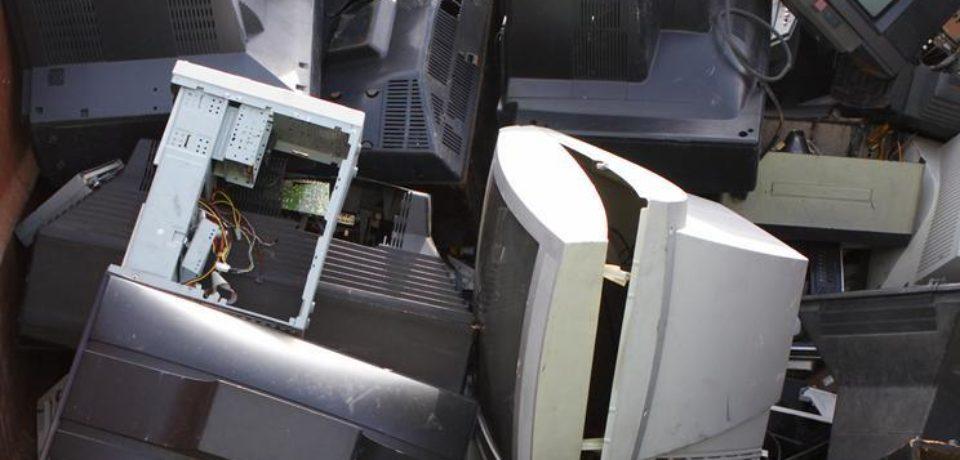 O noua actiune de colectare gratuita a deseurilor de echipamente electrice si electronice