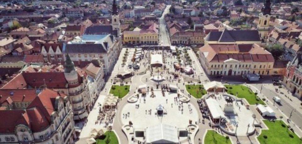 Cele mai vizitate orașe din România. Oradea e în top
