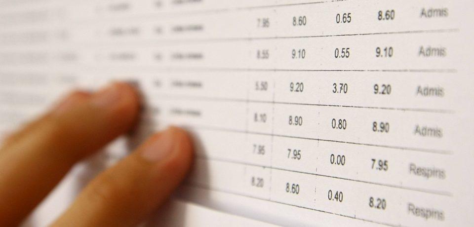 Rezultatele finale ale Evaluarii Nationale in Bihor : peste 200 de elevi au primit note mai mari dupa contestatii