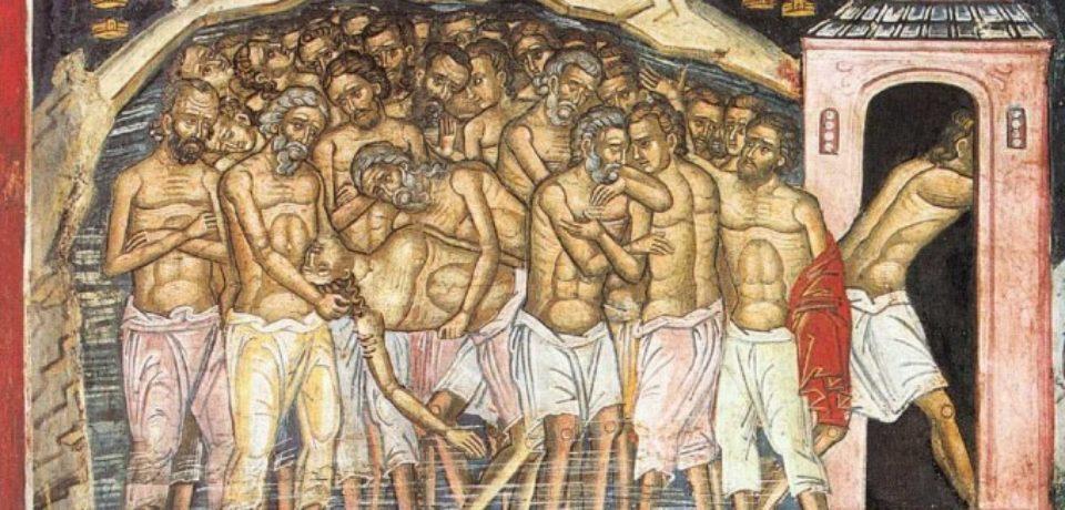 Sfinții 40 de mucenici, tradiții și obiceiuri