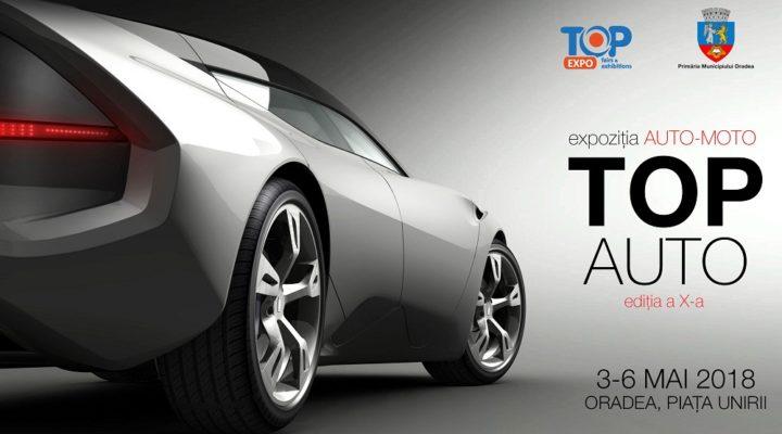 Top auto 2018 editia a x a 3 6 mai comunicat oradea for Garage ford romans