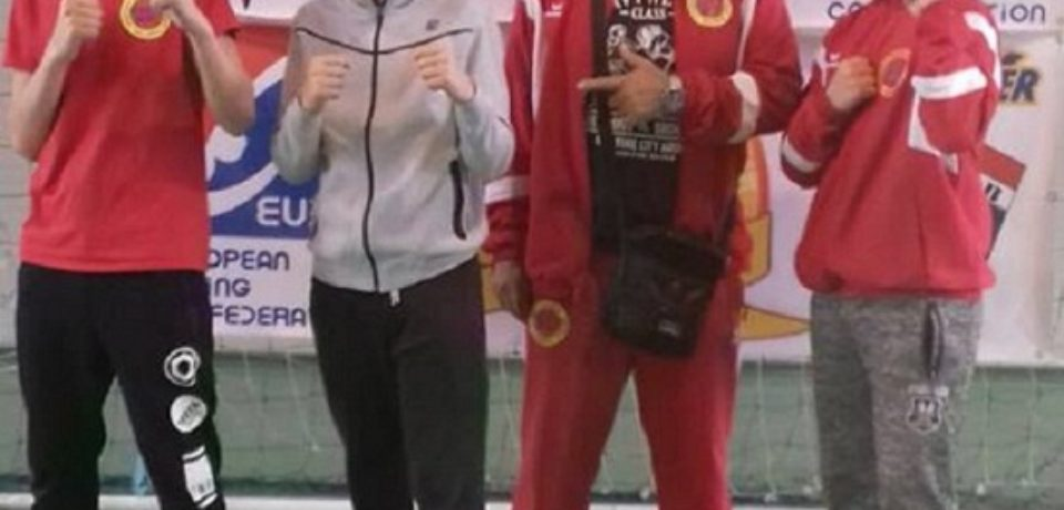 """Două medalii pentru tinerii pugilişti de la """"Basti Box"""" Salonta"""