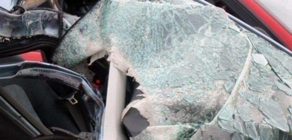 Microbuz cu români implicat într-un accident în Austria