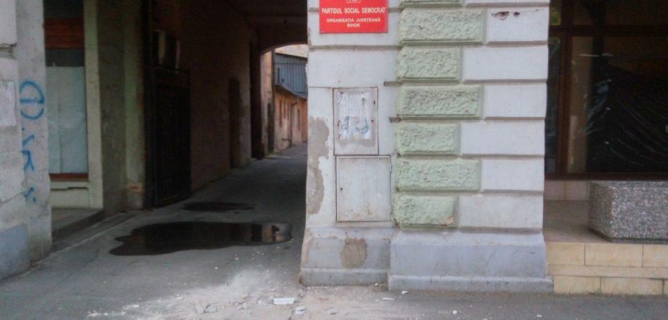 Precizări legate de sediul PSD Bihor. Comunicat