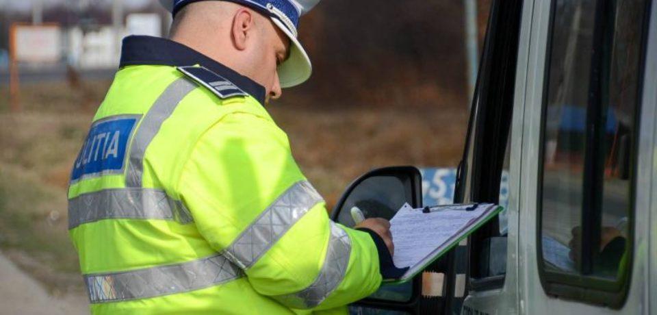 De duminică, 20 mai şoferii cu ITP expirată rămân fără talon şi plăcuţe de înmatriculare