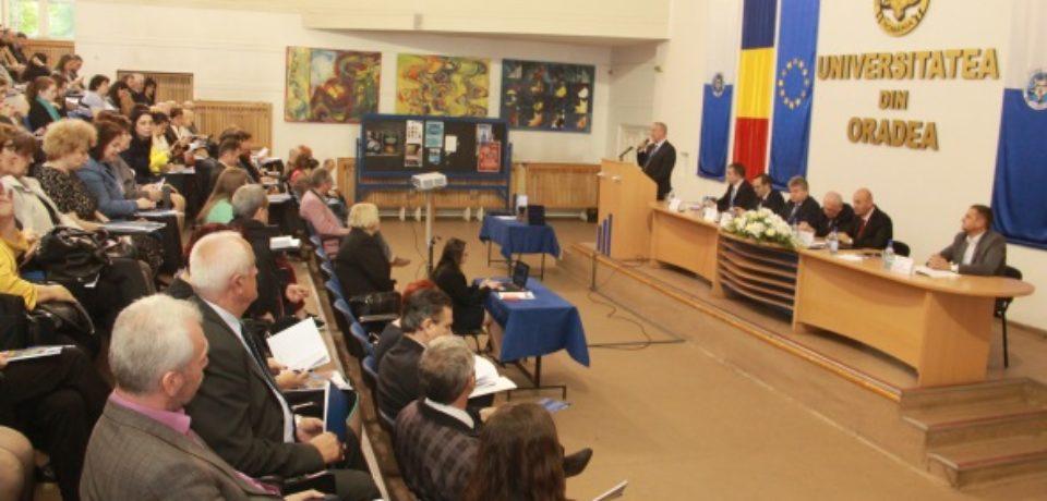 Debut al Săptămânii Științifice la Universitatea din Oradea