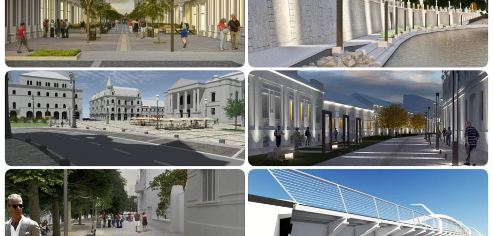 Investiții de 75 milioane de lei în șase mari proiecte din Oradea