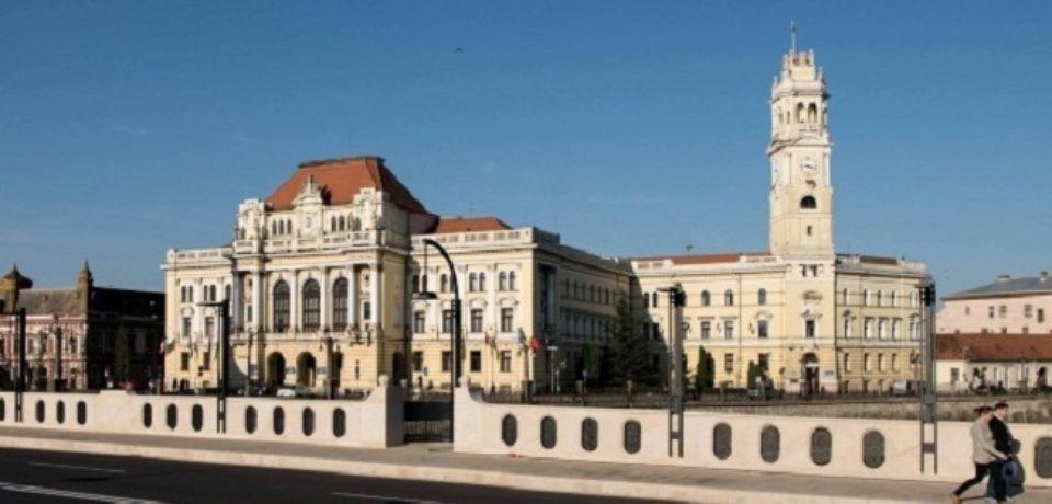 """Fitch a confirmat ratingul municipiului Oradea la """"BBB minus"""", cu perspectivă stabilă"""