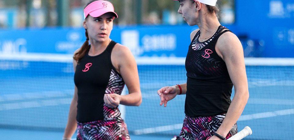 Irina Bara şi Mihaela Buzărnescu, în optimile de finală ale Madrid Open, la dublu