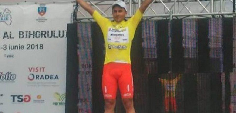 Prima etapă a Turului Bihorului a fost adjudecată de un ciclist italian