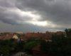 Cod galben de furtuni și ploi abundente valabil vineri în trei sferturi de țară / Instabilitatea atmosferică începe din vestul tarii
