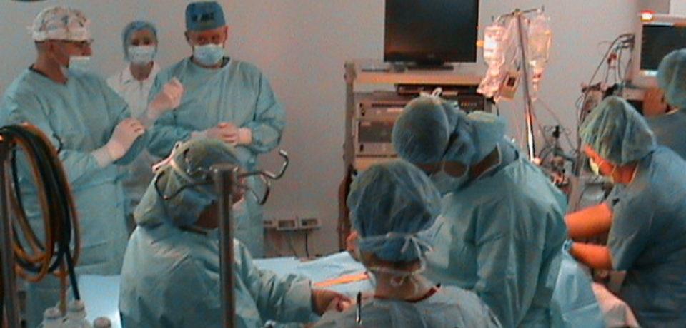 În premieră, operaţii pe cord deschis la Oradea