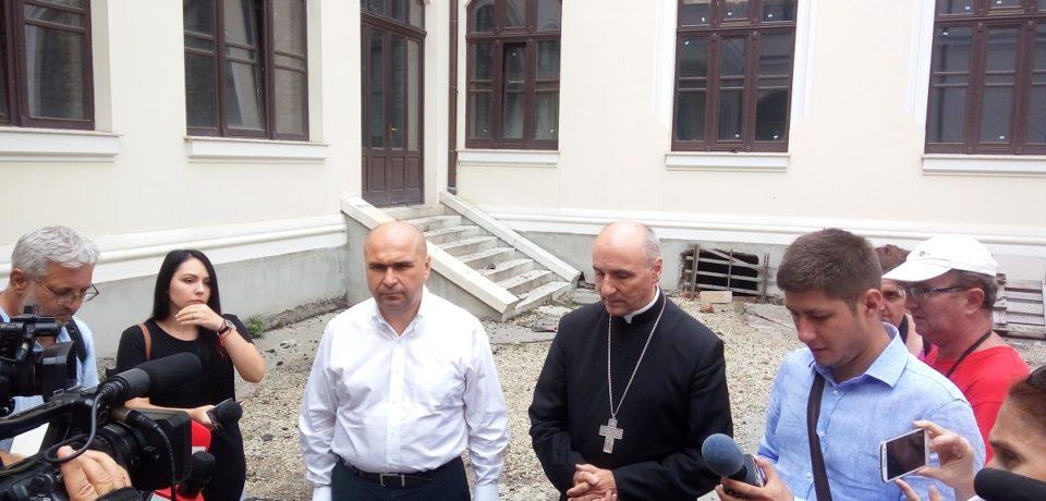 Primaria va prelua in administrare Palatul Greco-Catolic si-l va transforma intr-un centru cultural