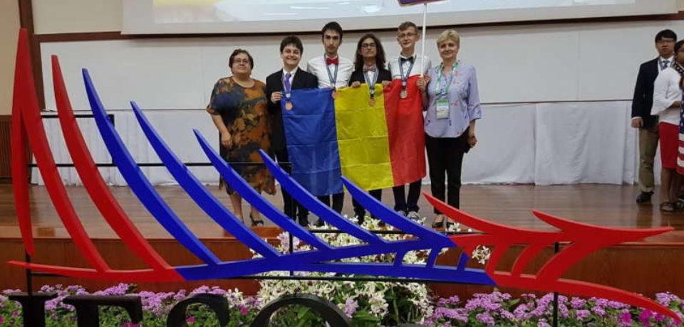 Un gojdist a cucerit medalia de argint la Olimpiada Internaţională de Ştiinţe ale Pământului