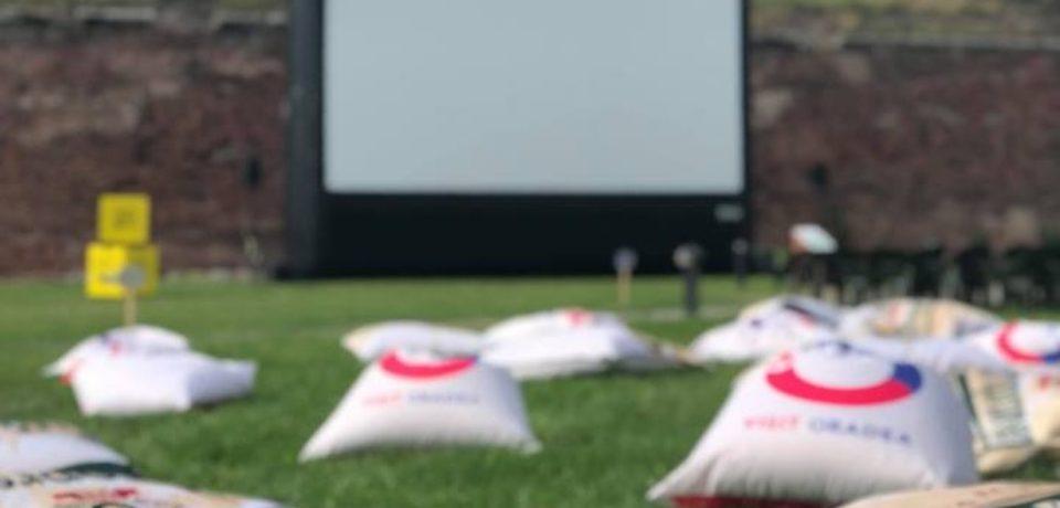 Oradea Summer Film – cinematograful orădean în aer liber, începe în acest weekend!