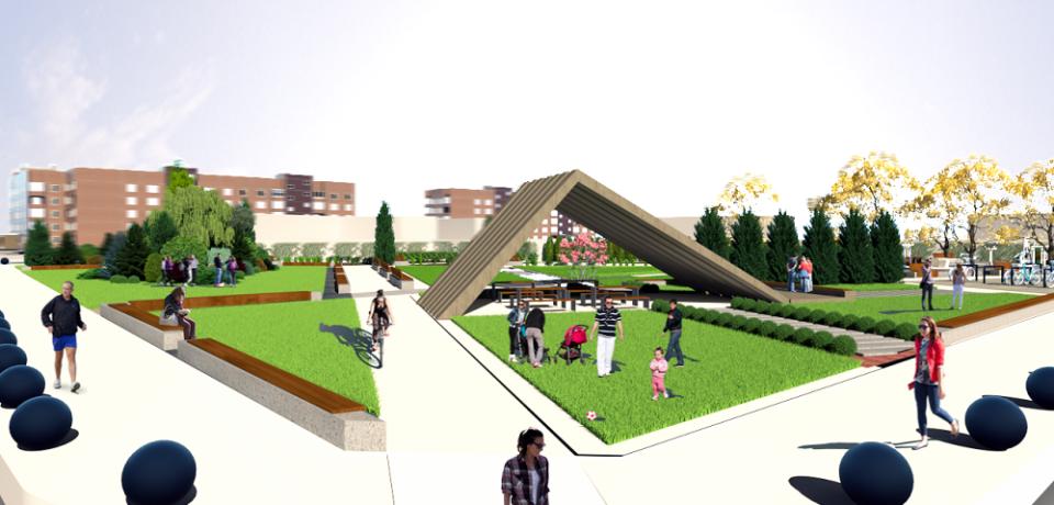 Două spații urbane din Oradea vor fi regenerate cu implicarea locuitorilor