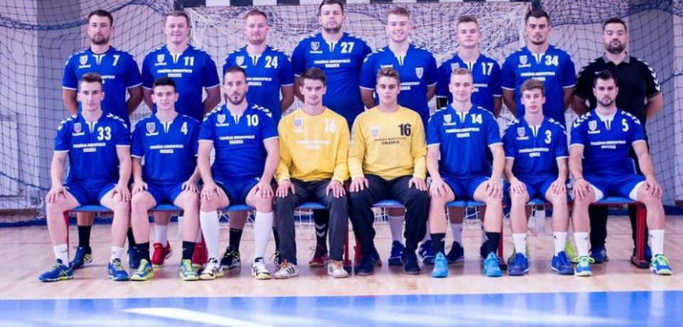 Ultima deplasare în sezonul regulat pentru echipa de handbal masculin CSM Oradea