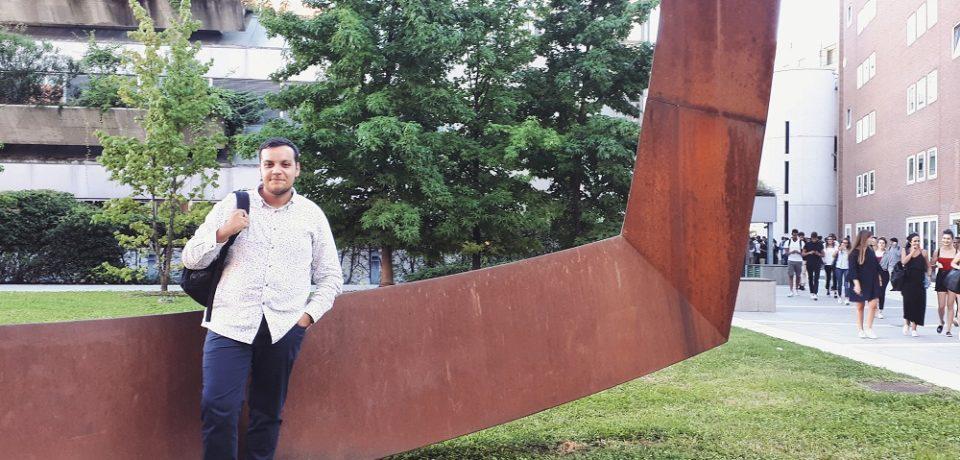 "Un absolvent de Gojdu, student la renumita Universitate Comercială ""Luigi Bocconi""din Milano"