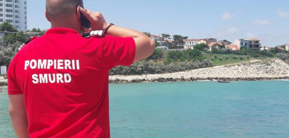 Doi pompieri bihoreni au resuscitat un tanar inecat in statiunea Costinesti