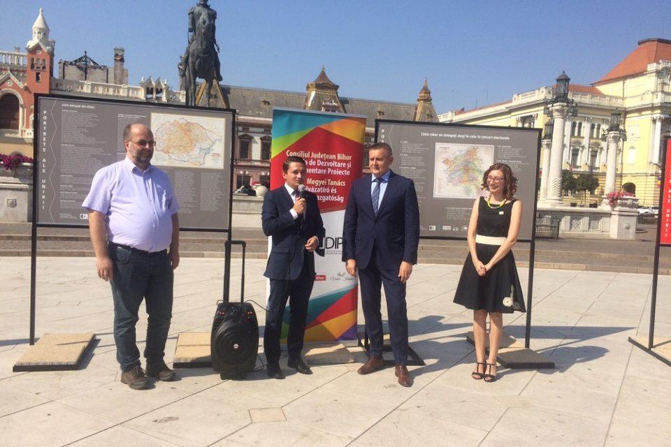 Suntem generatia care are norocul sa aniverseze 100 de ani de la Unirea Romanilor